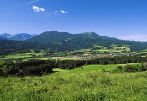 Wertach im Sommer *Touristinformation Wertach*
