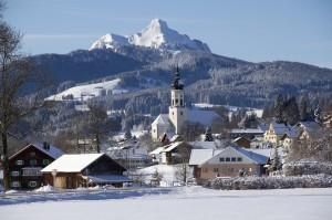 Wertach im Winter  *Touristinformation Wertach*